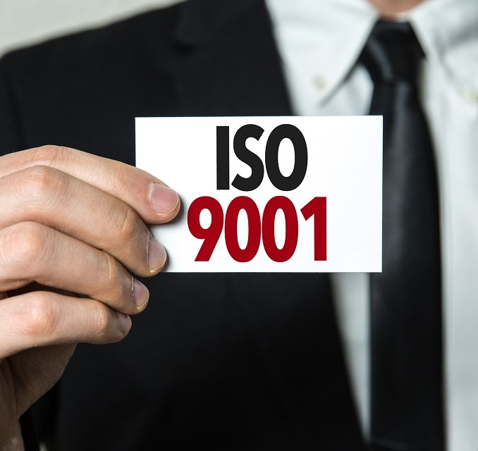 The deadline for switching to the new ISO 9001;2015 standard is September 15th, 2018!