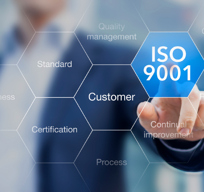 ISO 9001 Implementation